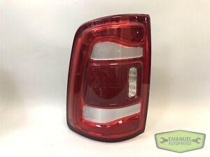 Dodge RAM 2500 3500 2019 2020 2021 LH Left LED Tail Light w/Blind Spot OEM *NEW*