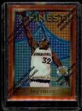 1995-96 Finest Joe Smith Rookie #111