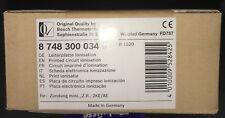 Junkers Leiterplatte Ionisation 8748300034