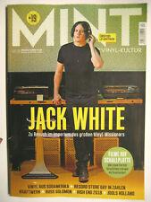 MINT MAGAZIN # 19 JACK WHITE VINYL AUS SÜDAMERICA RECORD STORE DAY KRAFTWERK