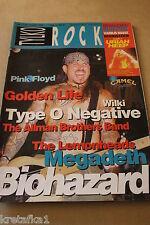 Tylko Rock 11/1994 Pink Floyd, Uriah Heep, Biohazard, Megadeath, Rolling Stones