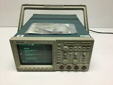 Tektronix Tds420a Digital Oscilloscope 200 Mhz 4 Chan With Option 05 Amp 2 Probes