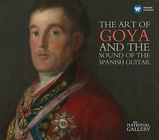 The Art Of Goya & Sound Of Spanish Guitar MANUEL BARRUECO ERNESTO BITETTI 2CD OV