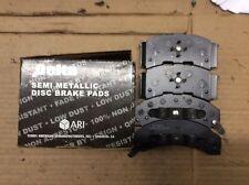 New Delta 762-D261 Semi Metallic Disc Brake Pad Pads