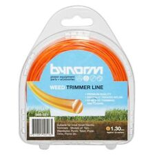 BYNORM Weed Trimmer Line Orange 1.30mmx15m 380-021