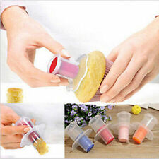 Muffin Cake Corer Plunger Cutter Cupcake Pastry Decorating Divider Kitchen Tools