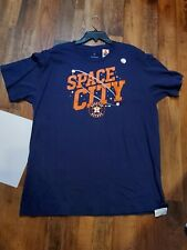 Men's HOUSTON ASTROS Space City Fanatics S/S T-Shirt - New w/ Tags Men's XL