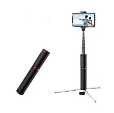 Wireless Bluetooth Remote Extendable Selfie Stick Tripod