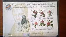 Belgica 90.Centenaire de la fédération royale des cercles philatélistes (bloc67)