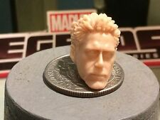 Marvel legends/hot toys tony stark/Robert.D.JR. shrunk head cast