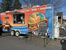 Used Custom Concession / Food Trailer for Sale in Utah!