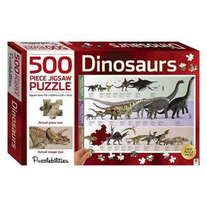 500 Piece Puzzlebilities Jigsaw Puzzle - Dinosaur
