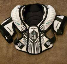 Lacrosse Shoulder Pads, Brine, Warrior, Uprising, Lspupr2S, Youth Small