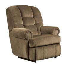 Flash Furniture Big & Tall 350 Lb. Capacity Gazette Basil Microfiber Recliner