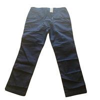 NWT Men's Levi's 541 Athletic Taper Cargos Pant 36 X 32 Blue Leisure Pants