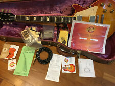 2003 Gibson Les Paul Historic Reissue 1959 59 R9 Custom Shop. Brazilian Board.