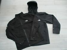 The North Face Mens Evolve Triclimate 3in1 Jacket & Fleece Hyvent M Black