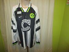 "Borussia Dortmund Nike Langarm Champions League Sieger Trikot 1997 ""C"" Gr.XL TOP"