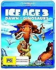 ICE AGE 3: DAWN OF THE DINOSAURS: 2DISC SET: BLU-RAY NEW