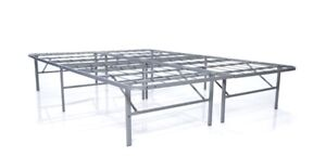 """Purple 14"""" Queen Size Platform Bed Frame -Strong. Simple. Storage-friendly."""