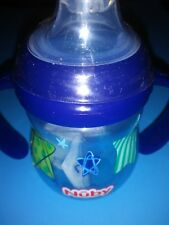 Nuby 1st sipeez No Spill Grip N' Sip. NEW without Original Package