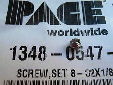 Pace Soldador punta Retención Tornillo sin cabeza 1348-0547-P10 para Ps90/Sx80/90