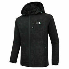 Mens The Nort Face Full Outdoor Jacket Zip Coat Casual Spring Autumn Soft Shell