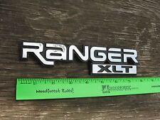 1996 - 2005 FORD RANGER XLT FENDER EMBLEM OEM F67B16B114BA
