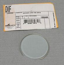 Lumiere Cooper Lighting DIF Filter Spread Lense for MR-16 Track Light Spotlight