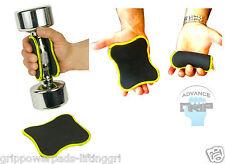 ADVANCE GRIP - Multi Purpose Fitness Lifting Double Sided NEOPRENE Grip Pad NEW