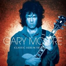 GARY MOORE - CLASSIC ALBUM SELECTION (LTD.EDT.) 5 CD NEW!