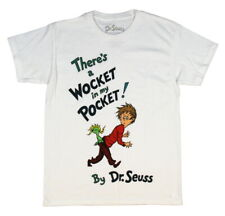 Dr. Seuss Boy's There's a Wocket in My Pocket T-Shirt