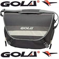 New Kids Childrens Gola Grey Shoulder Strap Book Bag School Zips and Buckles