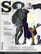 Specchio.Crepax,Helene Grimaud,Valentino Rossi,Michel Bras,James Franco,iii
