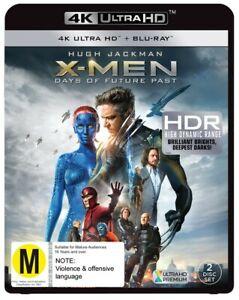 4K X-Men Days of Future Past (4K Ultra HD, Blu-Ray) BRAND NEW SEALED
