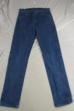 Wrangler 13MWZ Faded Denim Jeans-Größe 32x36 messen 32x35 Cowboy