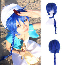 MAGI Aladdin Anime Cosplay Unique Straight Weave Charming Cool Man Cosplay Wig