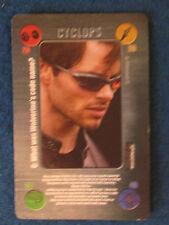 Battle Card - X-Men - The Last Stand - 2006 - Cyclops