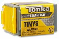 Tonka Tinys Rolling Real Tough Vehicles with Stackable Garage Blind Box Single