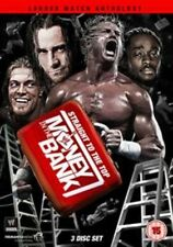 WWE - Straight to the Top - The Money in the Bank Ladder Match 3 disc set NEW