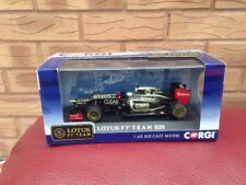 Corgi CC56403 Lotus F1 Team E20 2012 Test Car Jerome d'Ambrosio