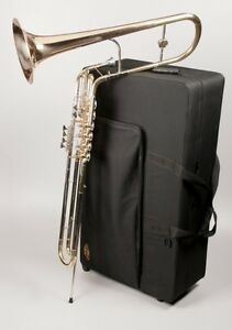 Cimbasso Key of F Mix of Tuba and Trombone Very lyrical Big demand for recording