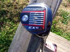 Tour Edge Exotics EX10 16.5 Degree 4 Wood with Headcover Lite Flex Shaft