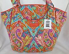 VERA BRADLEY GLENNA Shoulder Purse - Paisley in Paradise - Brand New with Tag