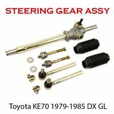 Toyota Corolla KE70 TE70 79-85 AE71 NON POWER Steering Rack Tie Rod & Pinion E70