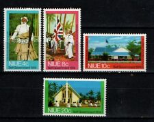 Niue New Zealand 1974 Self government Mint MH