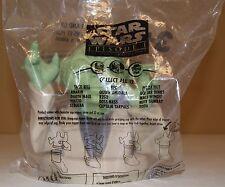 Star Wars Episode 1 Phantom Menace YODA Cup Topper Figure Taco Bell Sealed 1999
