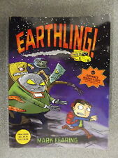 Earthling by Mark Fearing * Advance Reading Copy * P/B Pub Walker £3.25 Uk Post