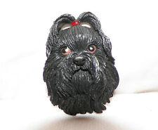 New Shih Tzu Lhasa Apso Dog 3D Refrigerator File Cabinet Magnet Decoration