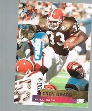 1995 Topps Stadium Club Members Only Leroy Hoard #175 Browns Michigan